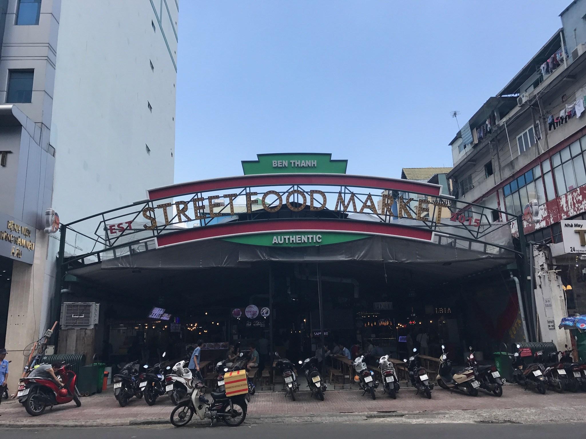 Dodging Traffic in Saigon | Beyond42North